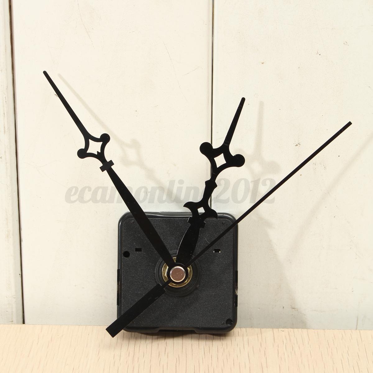 Replacement DIY Quartz Clock Movement Mechanism Motor With ...