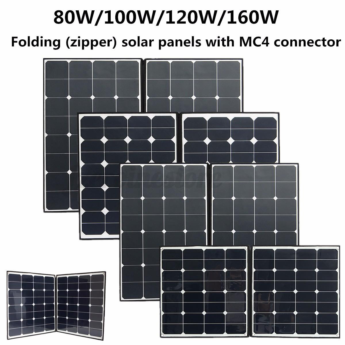120 w 17 v 7 a flexible pliant panneau solaire chargeur de. Black Bedroom Furniture Sets. Home Design Ideas