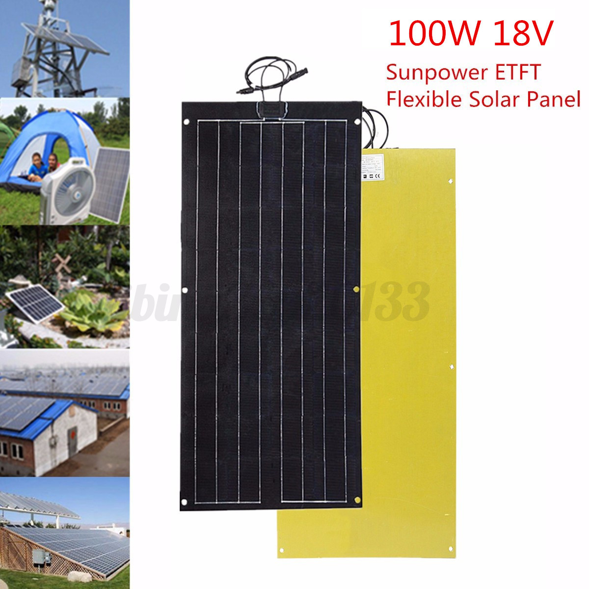 Solar Panel: X21 Solar Panel