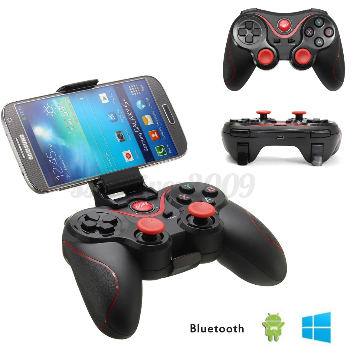 how to connect wireless game controller to pc