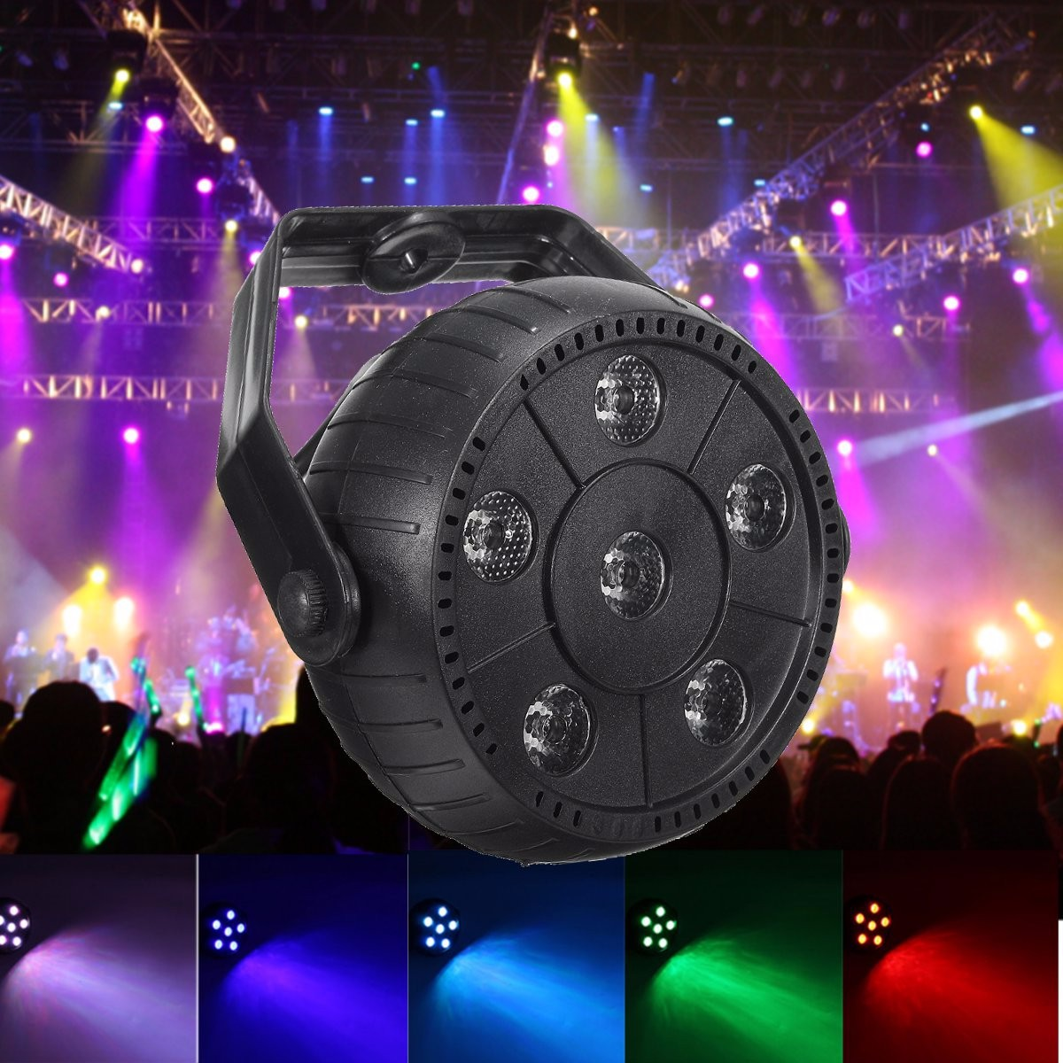 LED Lights Laser Stage Effect Lighting Club Disco DJ Party Bar eBay #721A1B