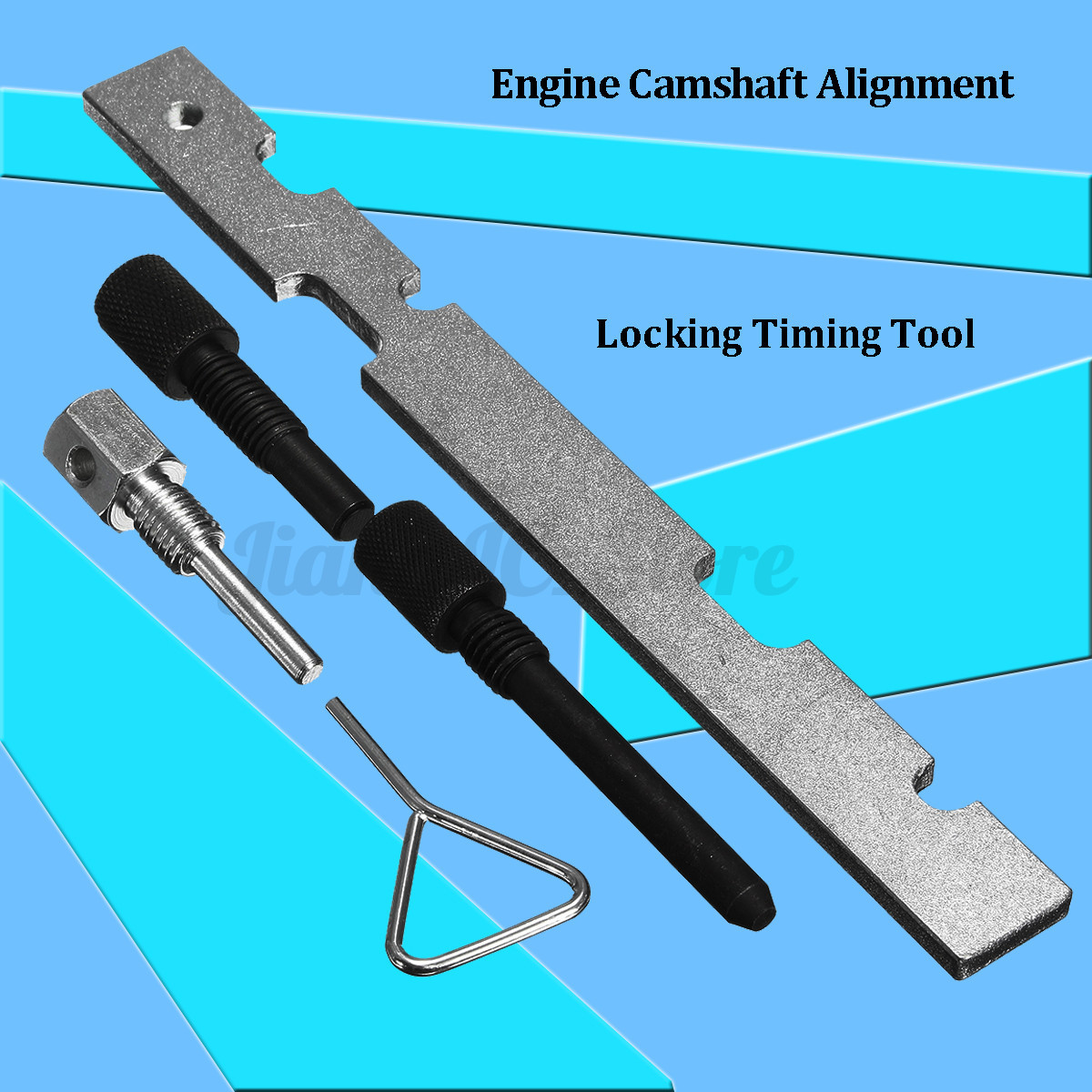 5Pc Engine Camshaft Cam Lock Locking Timing Alignment Tool