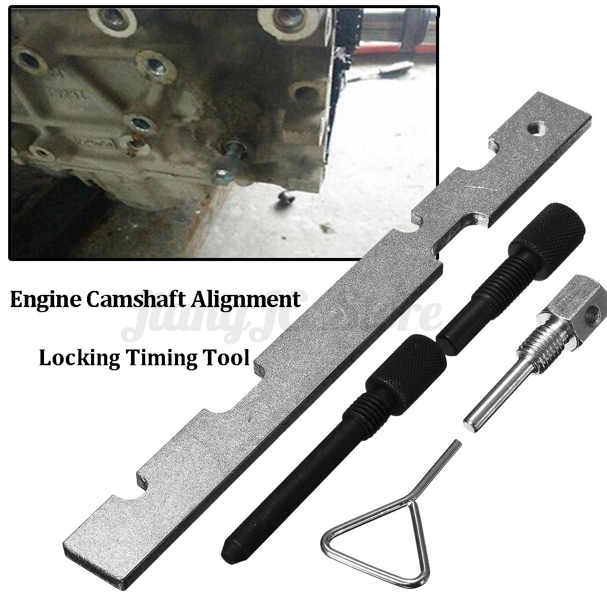 5Pc Engine Camshaft Cam Lock Locking Timing Alignment Tool