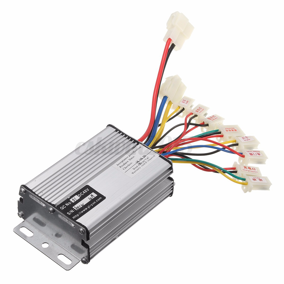 24v 36v 48v 250w 1000w electric scooter speed controller for Speed control for electric motor