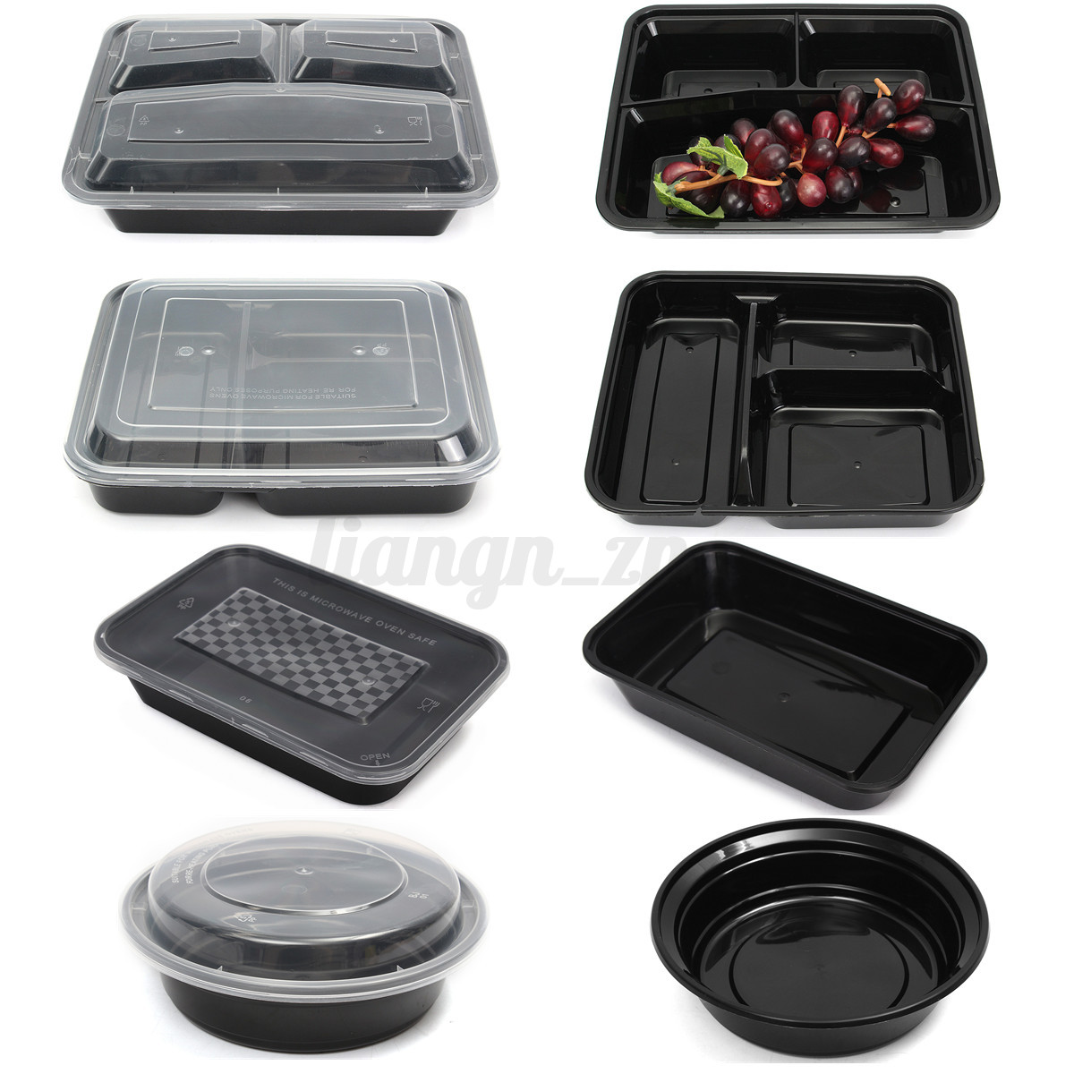 bo te d jeuner repas micro ondes lunch box bento pique. Black Bedroom Furniture Sets. Home Design Ideas