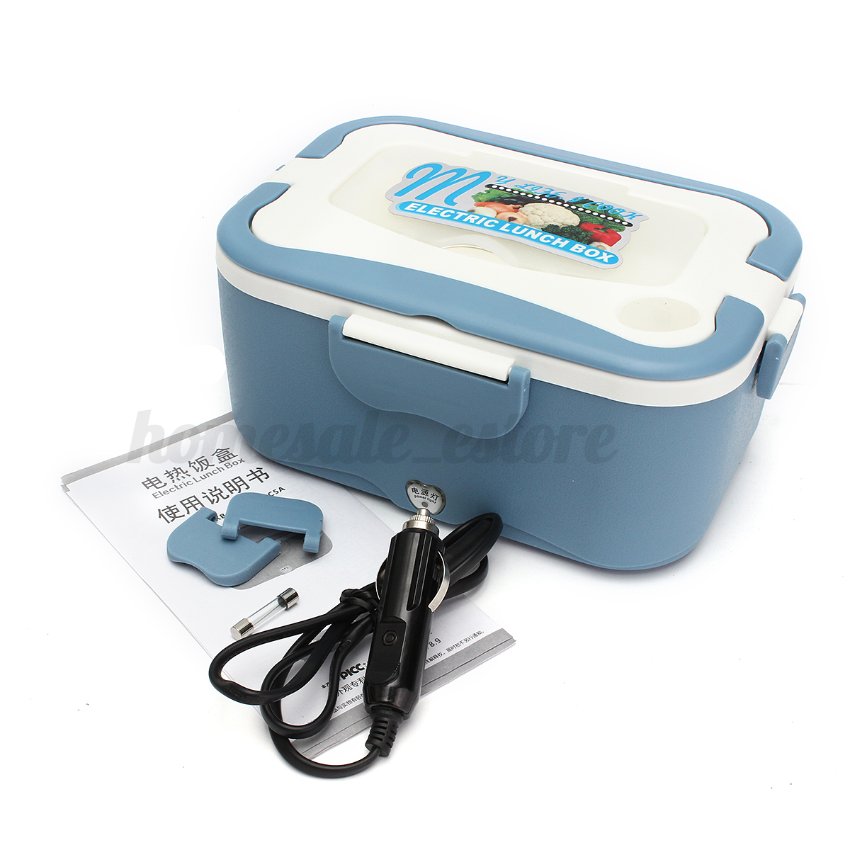 Travel Food Warmer Container