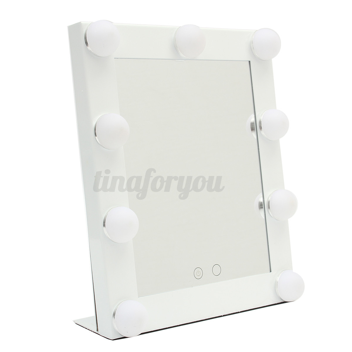 Vanity Lights With Dimmer : Vanity Lighted Hollywood Makeup Mirror with lights Dimmer Stage Beauty Touch eBay