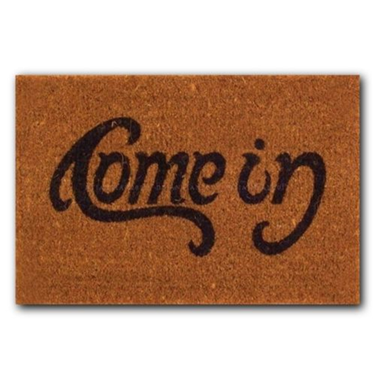 Mat Non Slip Welcome Go Away Doormat Fashion Funny Indoor