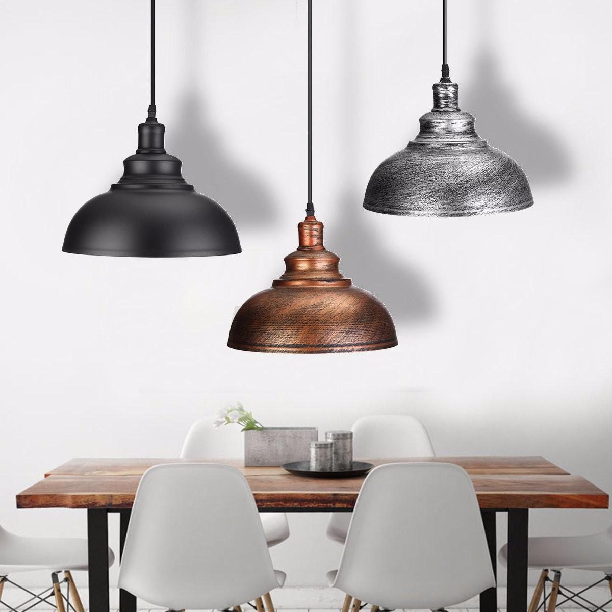 Vintage lampada da soffitto Retro Industriale lampadario Lampada a ...