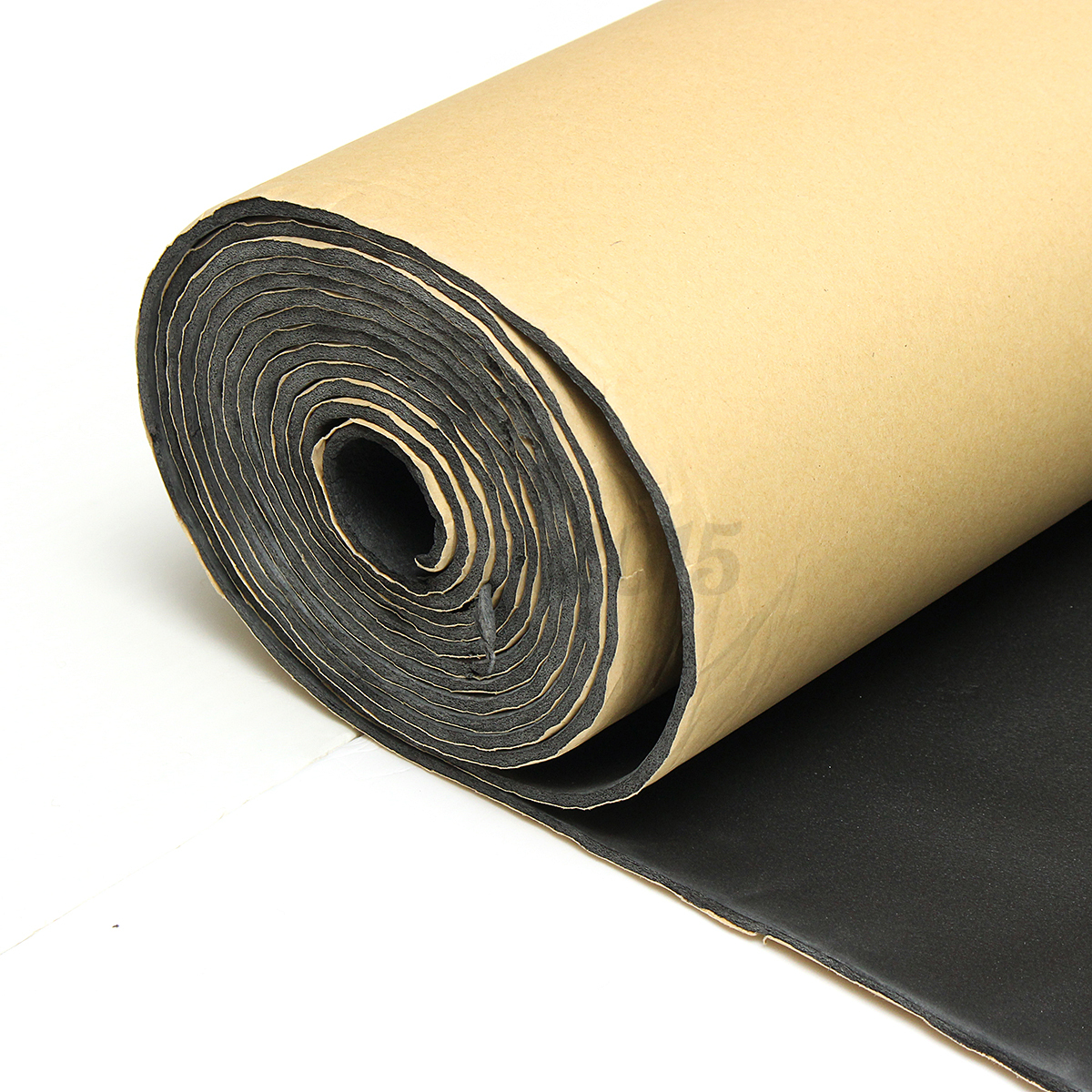 Acoustic Foam Insulation : Mm mx m car sound proofing deadening insulation closed