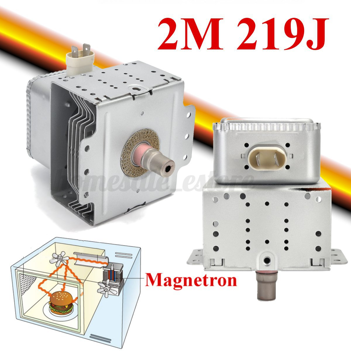 Microwave Oven Magnetron ~ Microwave oven roaster magnetron replacement parts for