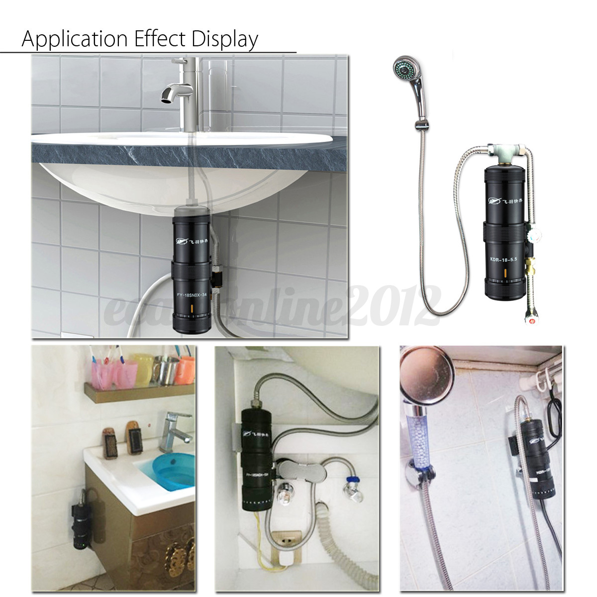 5500w bathroom instant electric tankless water heater for 1 bathroom tankless water heater