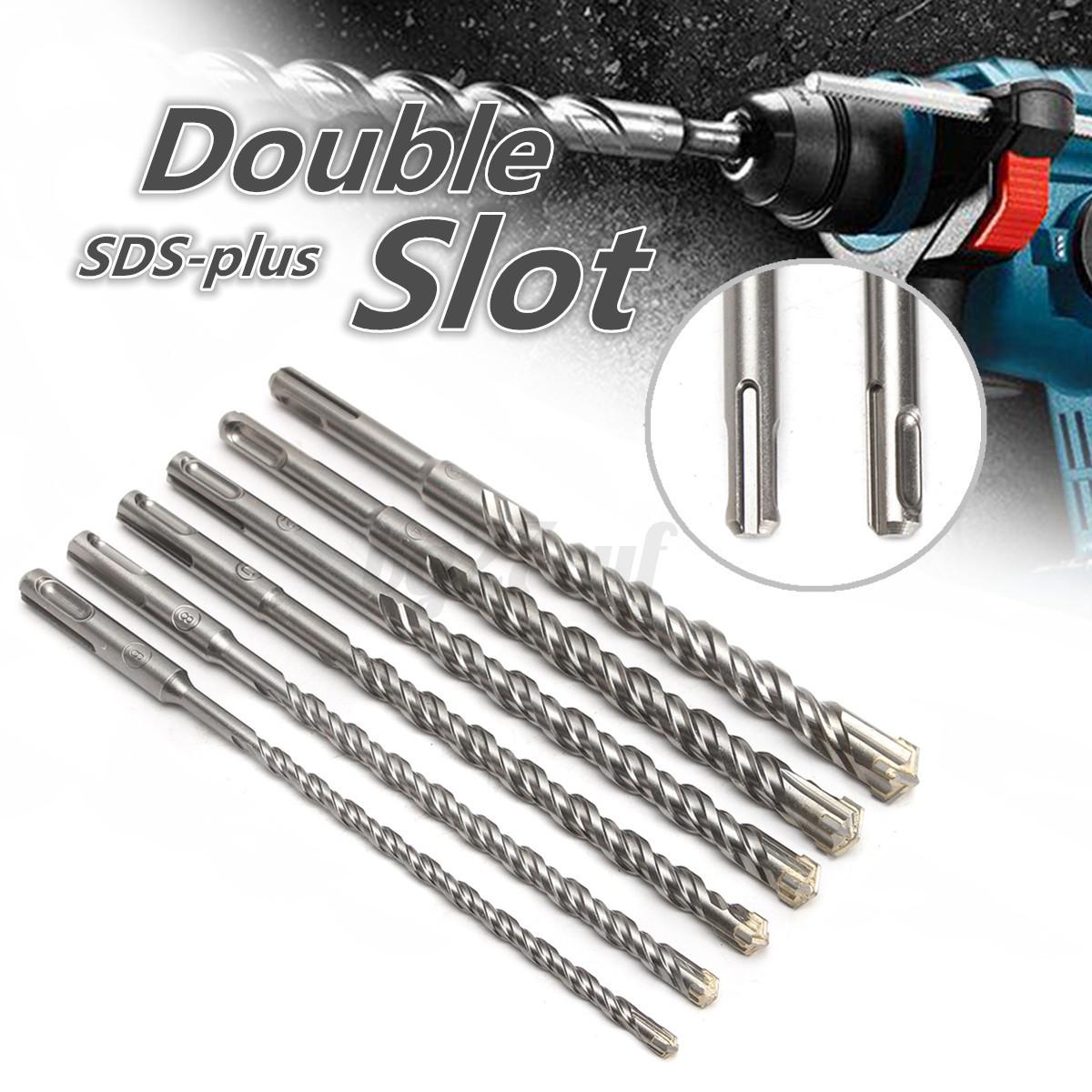 BOSCH SDS Plus Masonry Hammer Drill Bits 8mm-8*200*260