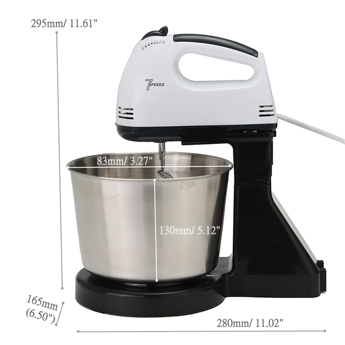 Best Electric Hand Mixer For Cakes