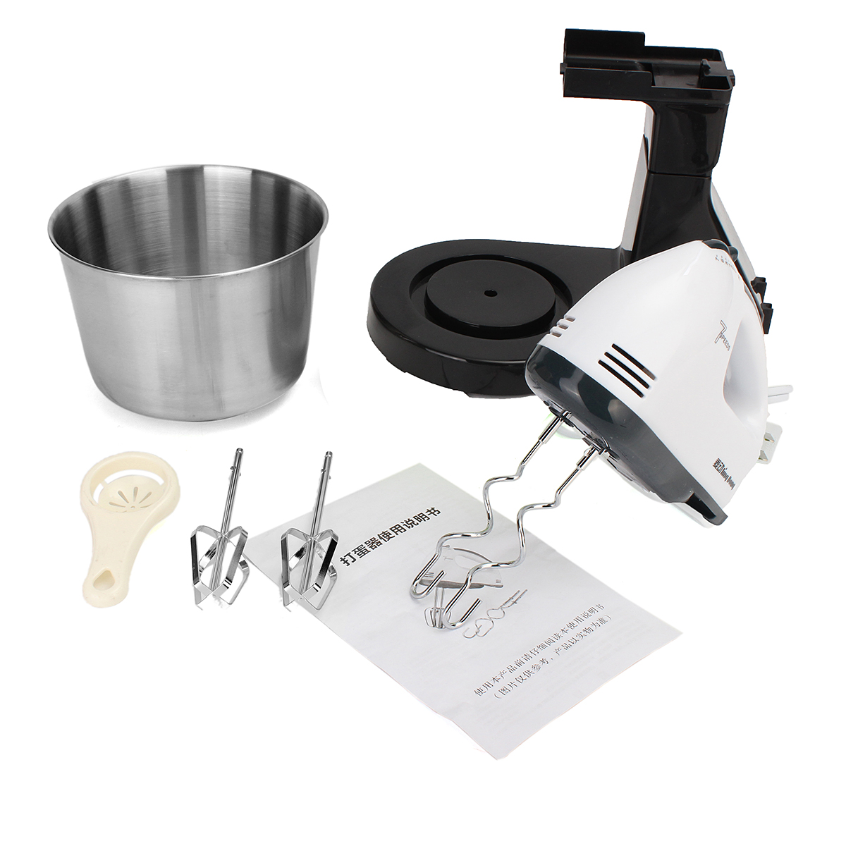 Electric Hand Mixers Kitchen ~ Speed electric stand mixer hand countertop kitchen