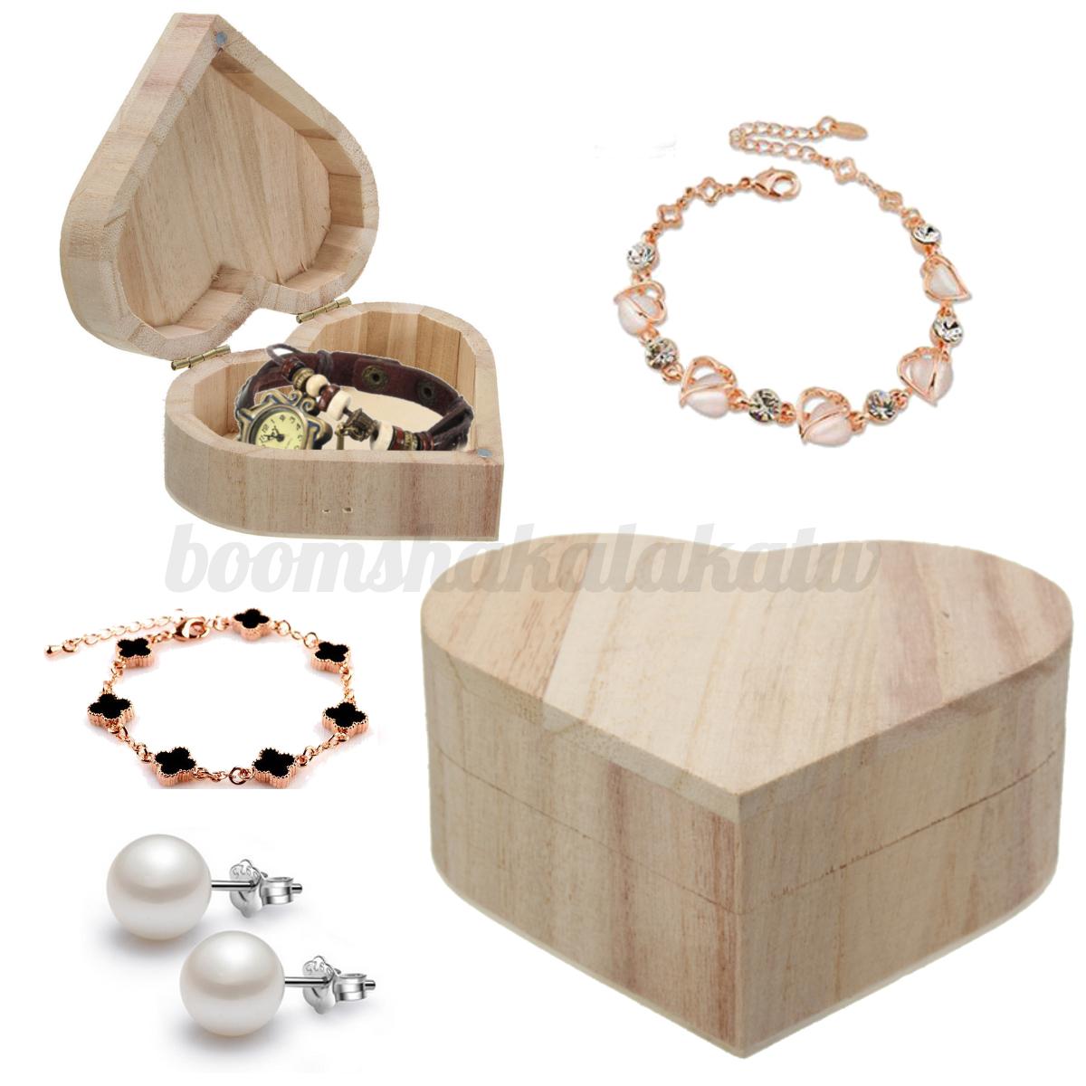 Round Velvet Ring Box