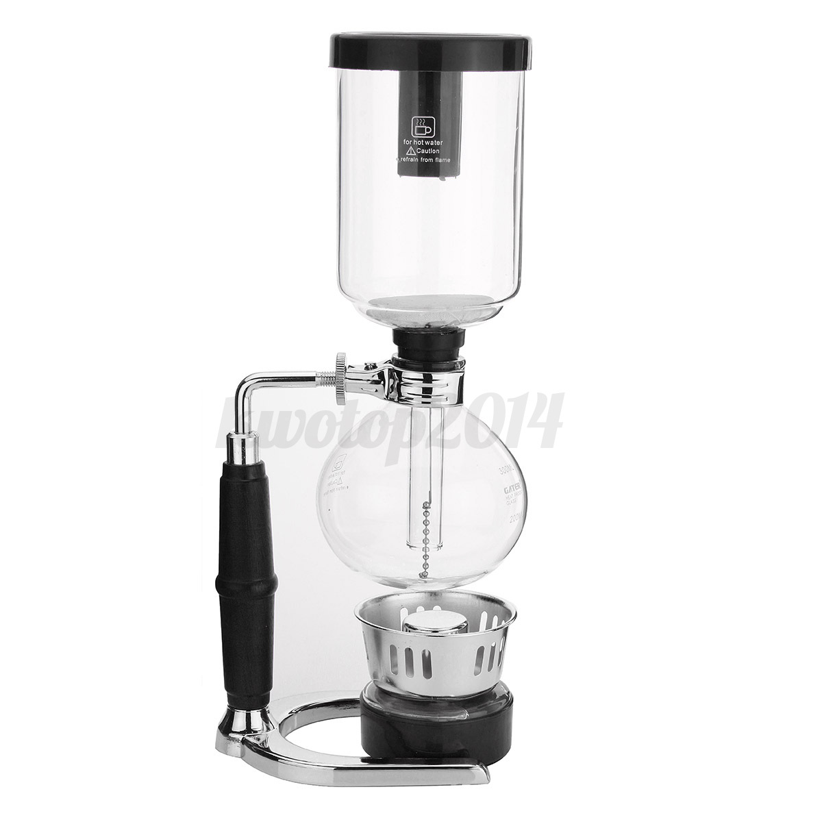 1pcs Cold Drip Filter Water Syphon Coffee Maker For 150ml Home Electric Detail Image