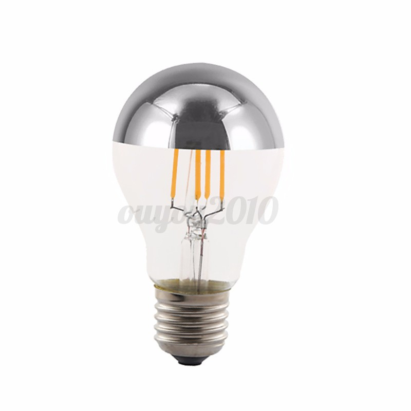edison gl hbirne gl hlampe e27 a60 4w dimmbar filament led vintage lampe bulbs ebay. Black Bedroom Furniture Sets. Home Design Ideas