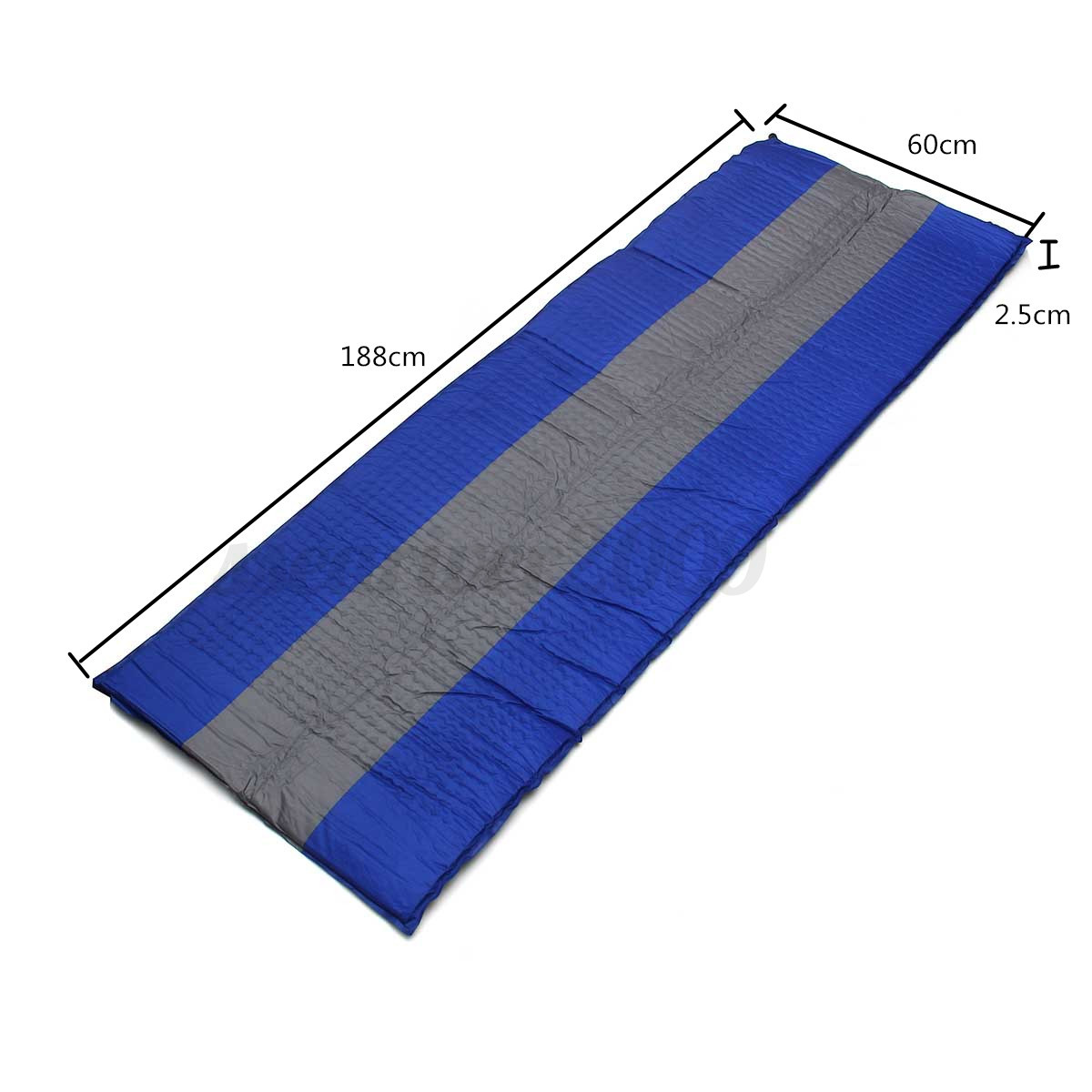 Air bed for camping - Self Inflating Mattress Mat Pad Tent Air Bed