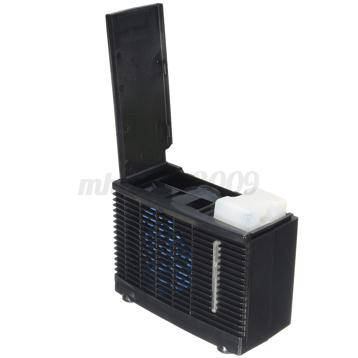 #3E618D 12V Portable Home Car Cooler Cooling Fan Water Ice  Recommended 6717 Swamp Cooler Fans pics with 1200x1200 px on helpvideos.info - Air Conditioners, Air Coolers and more