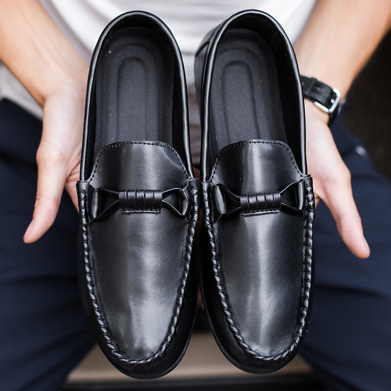 new fashion s slip on loafers driving moccasins casual