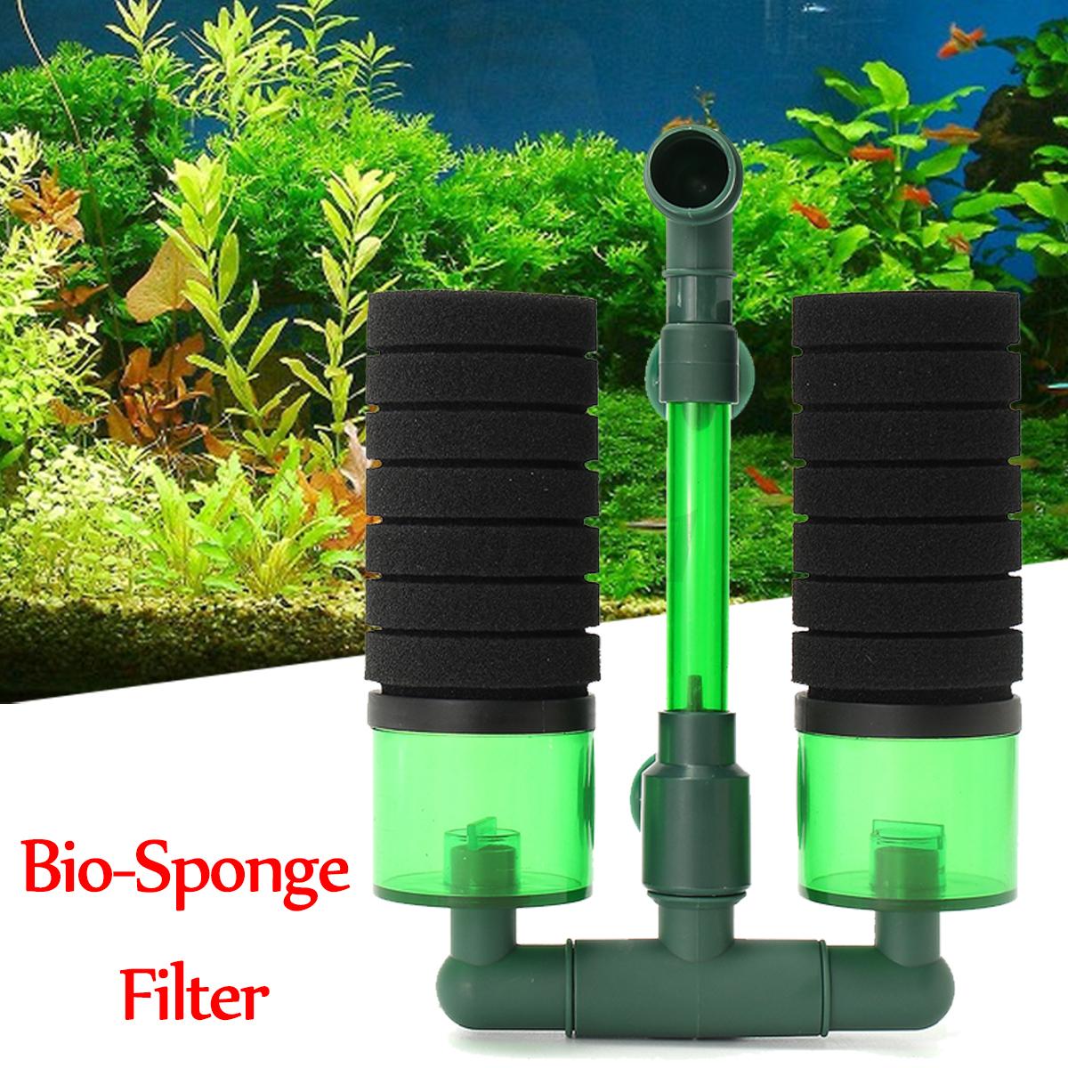 Biochemical Bio Sponge Foam Filter Fry Aquarium Fish Tank