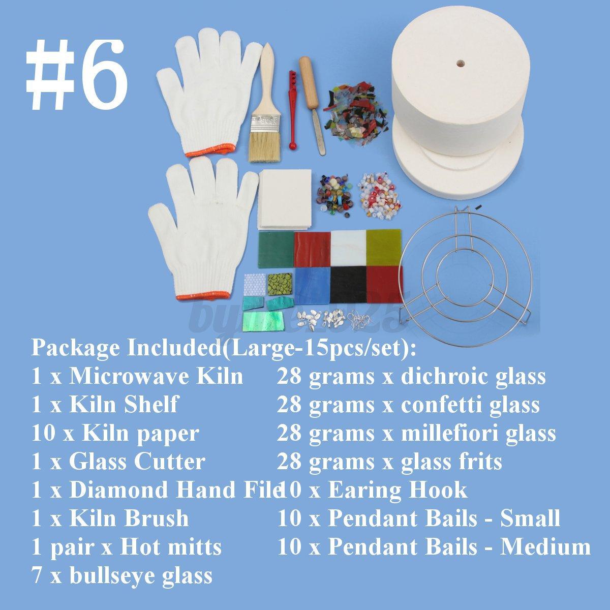1 10 13 15pcs Set Small Large Microwave