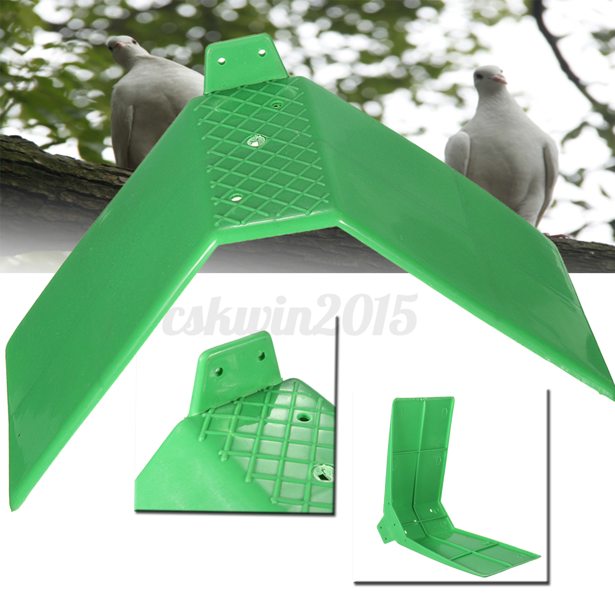 2pcs 30x26cm Wires Bars Frame Racing Pigeon Entrance Fantail Tumbler Source · Detail Image