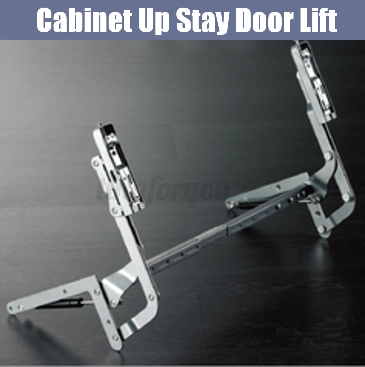 Cabinet Door Vertical Swing Lift Up Stay Pneumatic Arm
