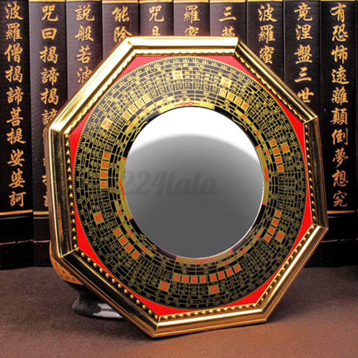 5 chinese oriental protection feng shui home house convex. Black Bedroom Furniture Sets. Home Design Ideas