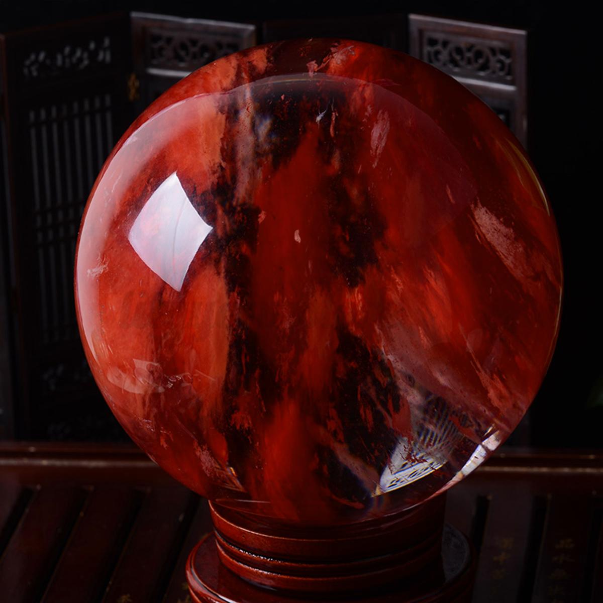 100mm Red Melting Quartz Crystal Sphere Ball Healing Home Decorators Catalog Best Ideas of Home Decor and Design [homedecoratorscatalog.us]