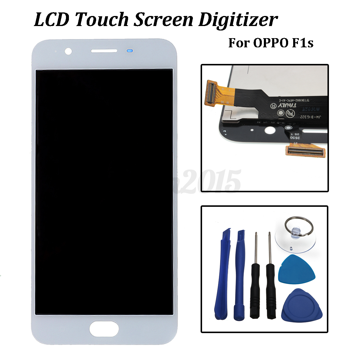 5 5 lcd display touch screen glass len digitizer assembly tools for oppo f1s ebay