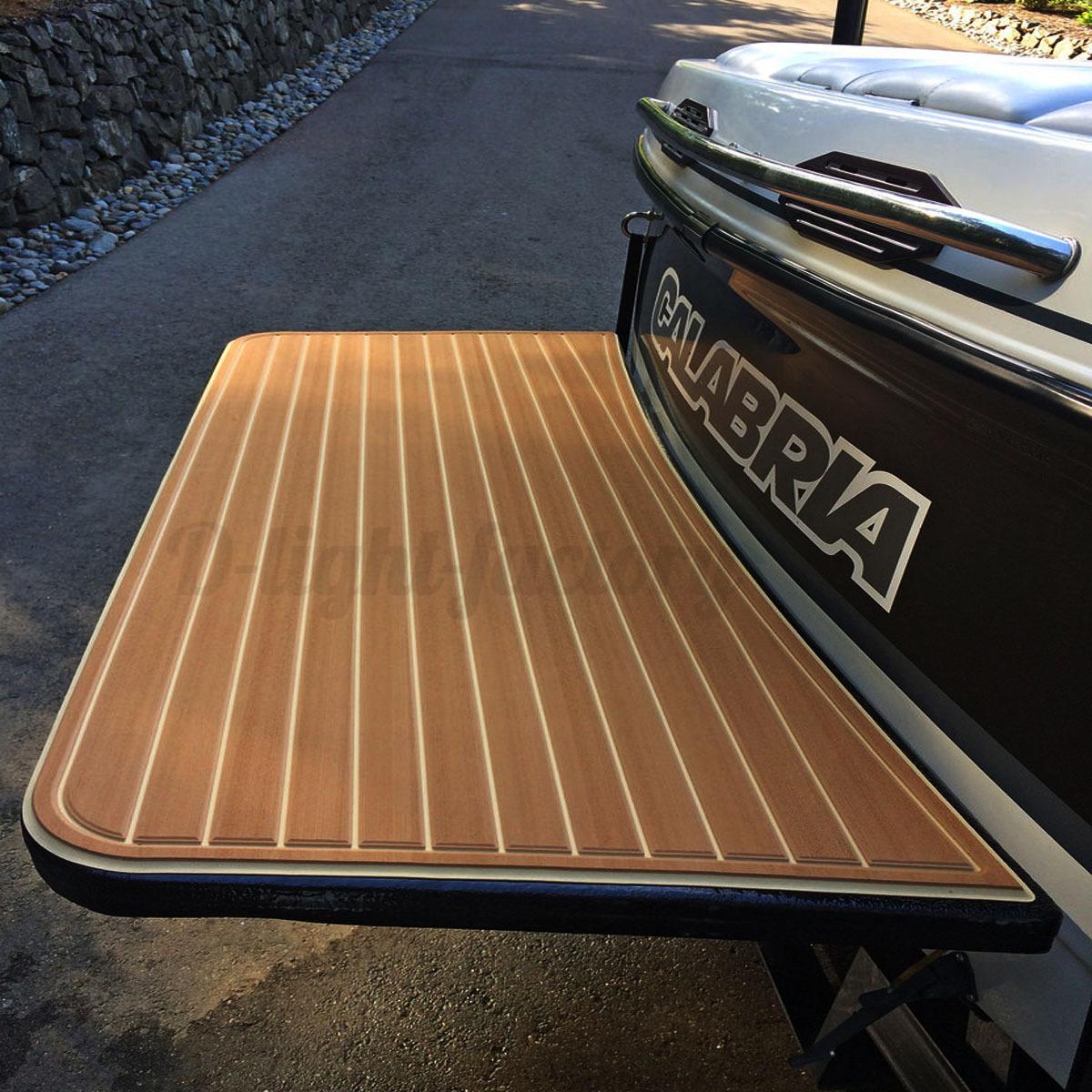 3 Type Marine Boat Sheet Mat Pad Flooring Teak Decking Eva
