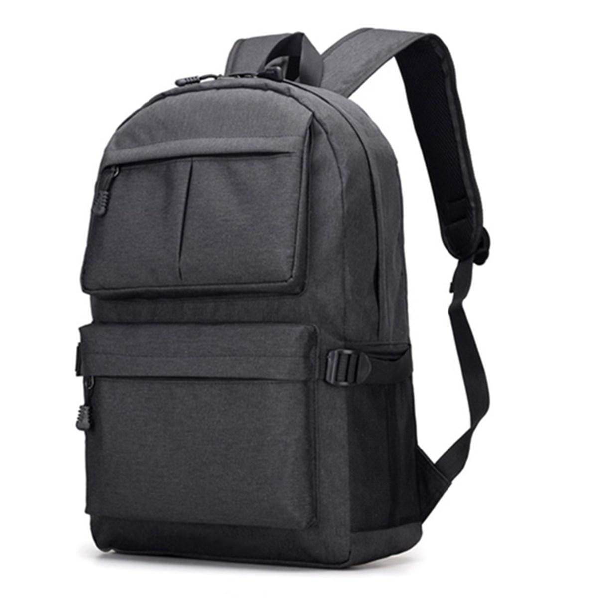 Waterproof Canvas Laptop Backpack- Fenix Toulouse Handball fc1a338be2dbd