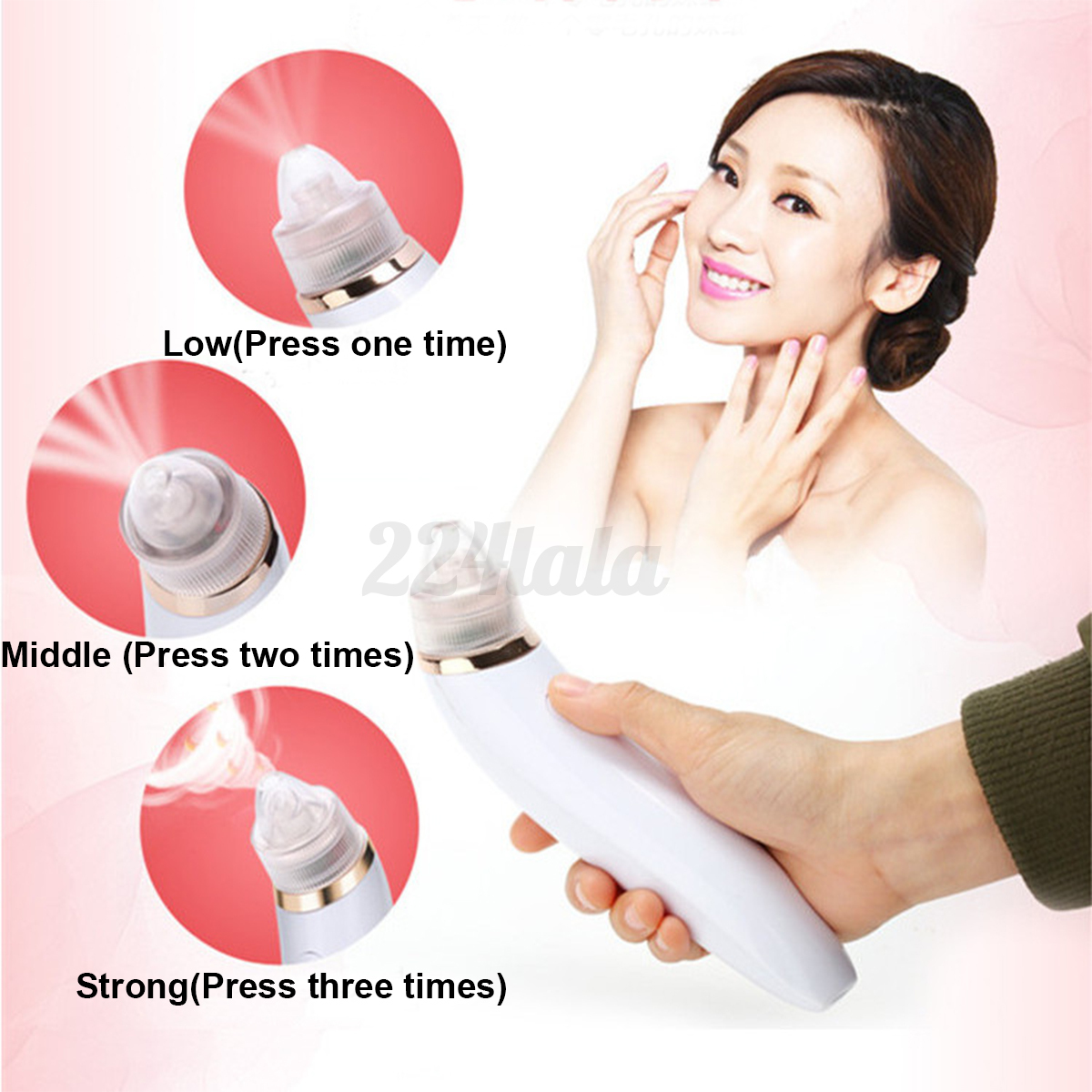 comedo suction microdermabrasion machine blackhead removal