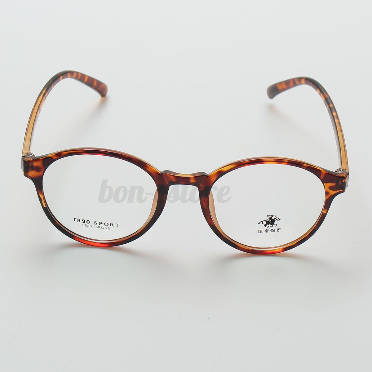 Understanding Eyeglass Frame Measurements : Vintage Men Women Retro Eyeglasses Frame Full-Rim Glasses ...