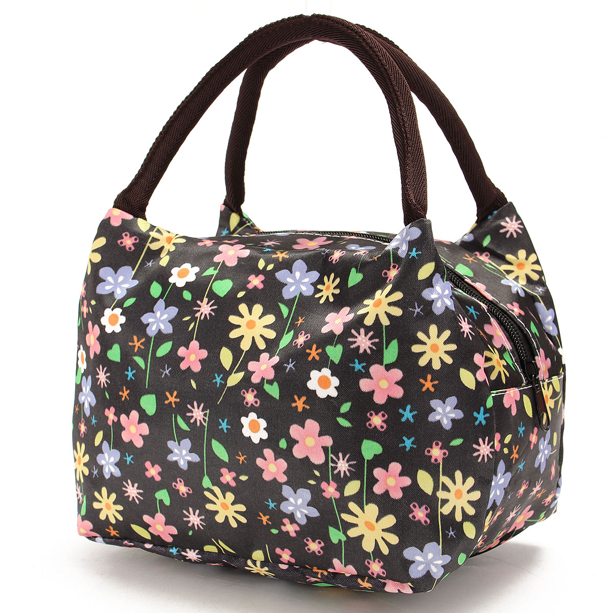 Portable-Bento-Lunch-Box-Bag-Insulated-Thermal-Waterproof-Picnic-Carry-Tote thumbnail 31