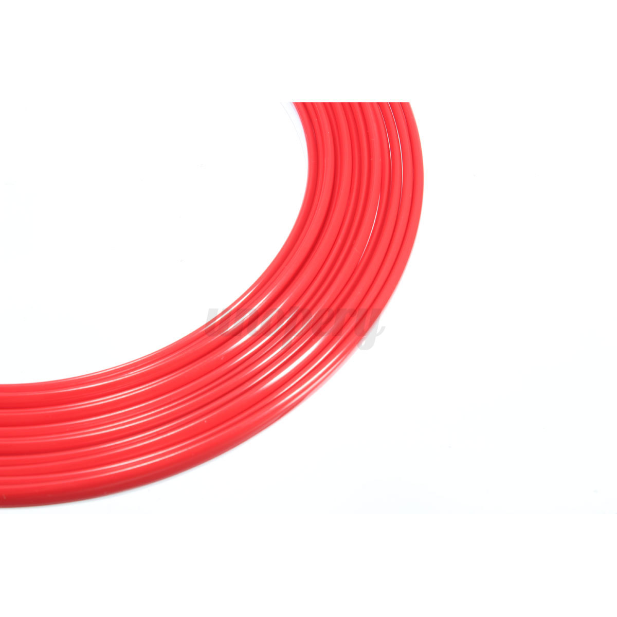 5m car interior edge moulding strip decorative red line for Decor moulding
