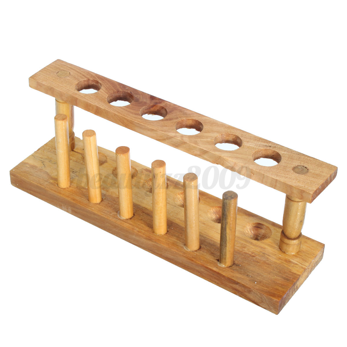 Wooden Test Tube Rack ...