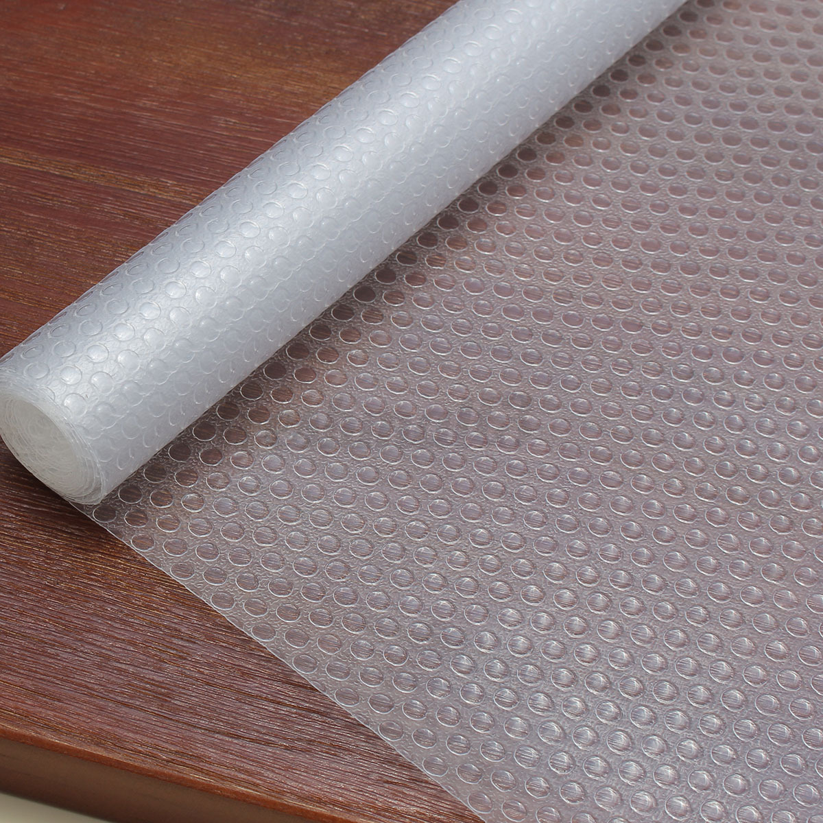 Kitchen Cabinet Lining: Clear Drawer Liner Rubber Kitchen Cupboard Mat Cabinet