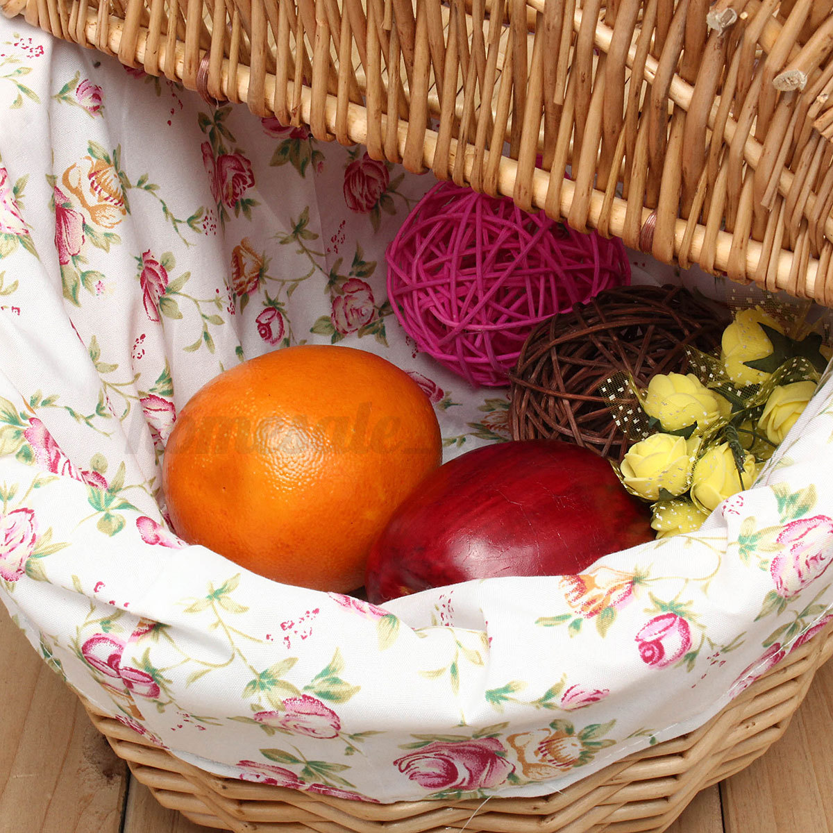 Image Result For Wicker File Baskets With Lid
