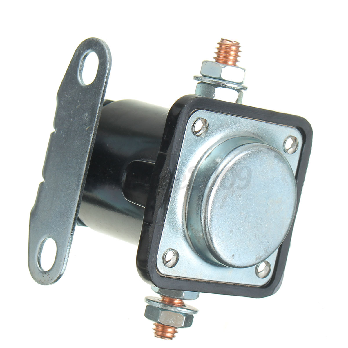 12V Starter System Solenoid Relay Contactor Switch Engine Part For ...