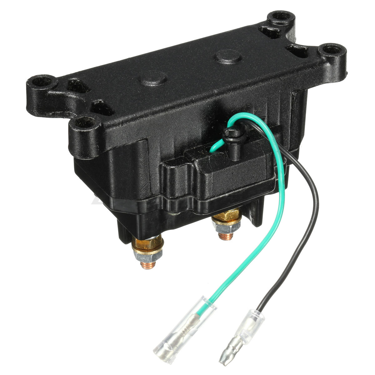 12v Rocker Switch Winch Wiring Diagram Modern Design Of On A Led Solenoid Relay Contactor Thumb Marine Switches