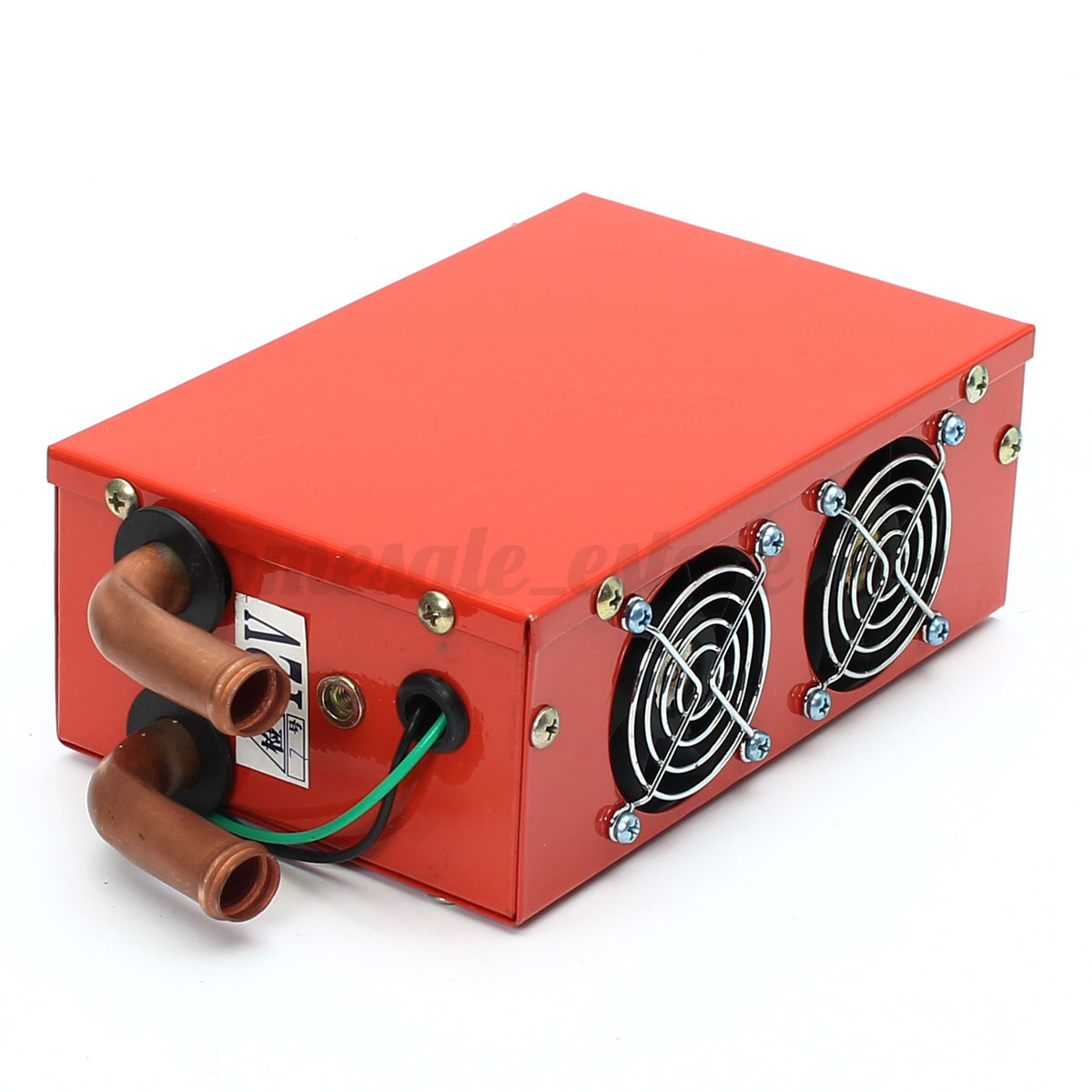 3-Hole-12V-24W-Portable-Car-Vehicle-Heating-Cooling-Heater-Demister-Defroster-1 thumbnail 3