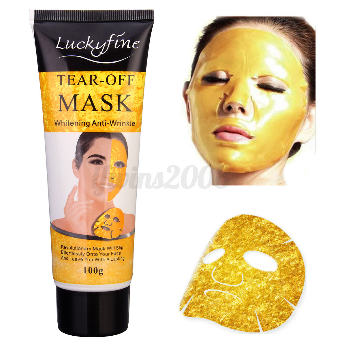 24K-Or-Collagene-Dore-Hydratant-Masque-Peau-Anti-rides-age-Visage-Facial-Peeling