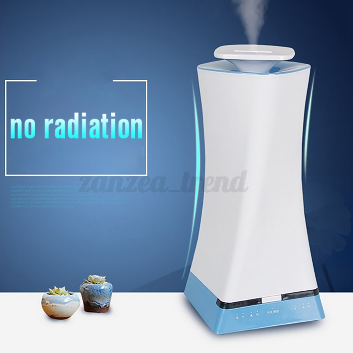 Led Aroma Humidifier Essential Oil Diffuser Steam Electric Ultrasonic  #0FB6BC
