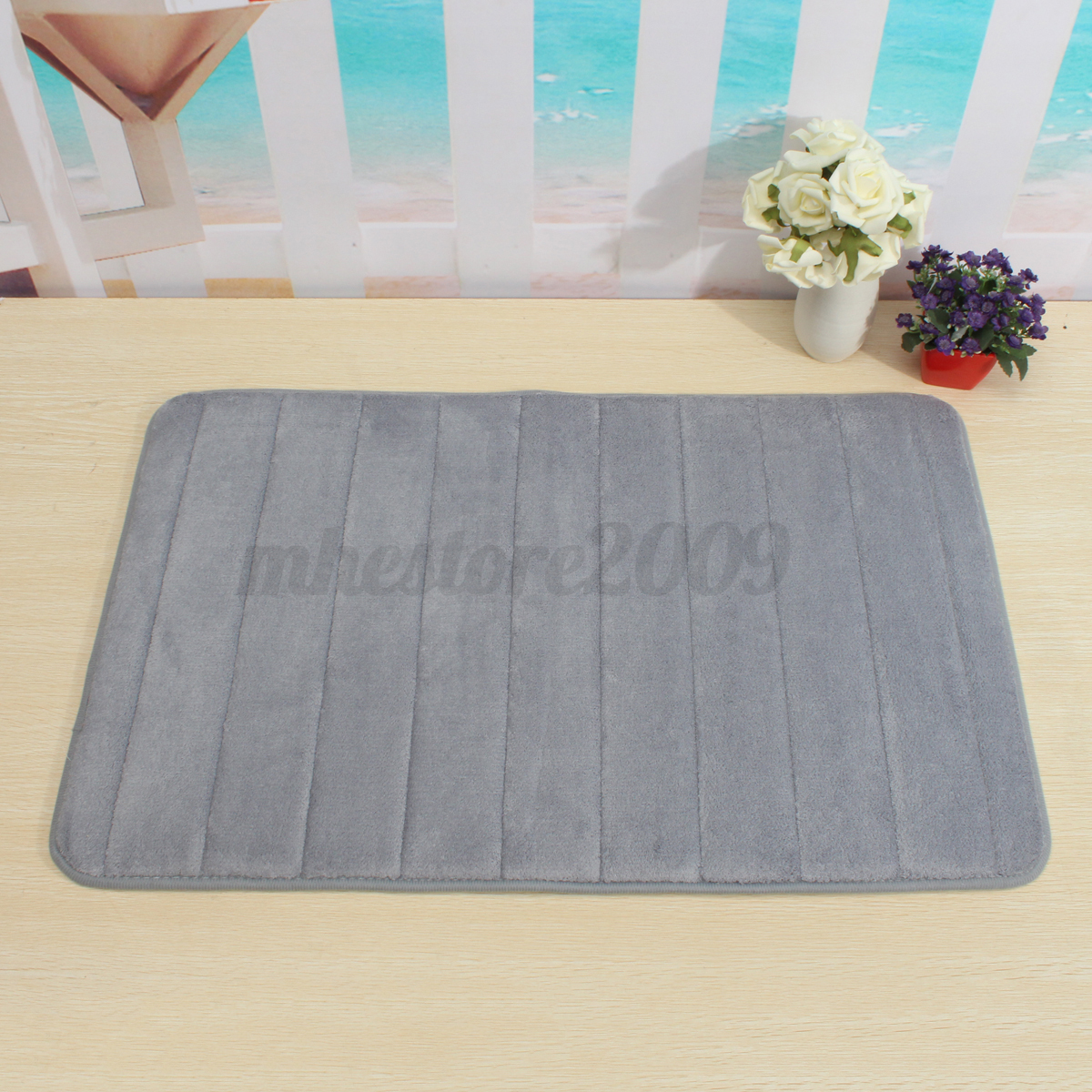 non slip bathroom floor memory foam non slip bathroom bath mat bedroom shower 19749 | 12D79297568C8BF68D029ACDCFCFC6D633CBDC26839A564663D29AE8738393D243C8CD990ED29E99CC36D253C93FCD9E5323432373030FCD9CA0CE73