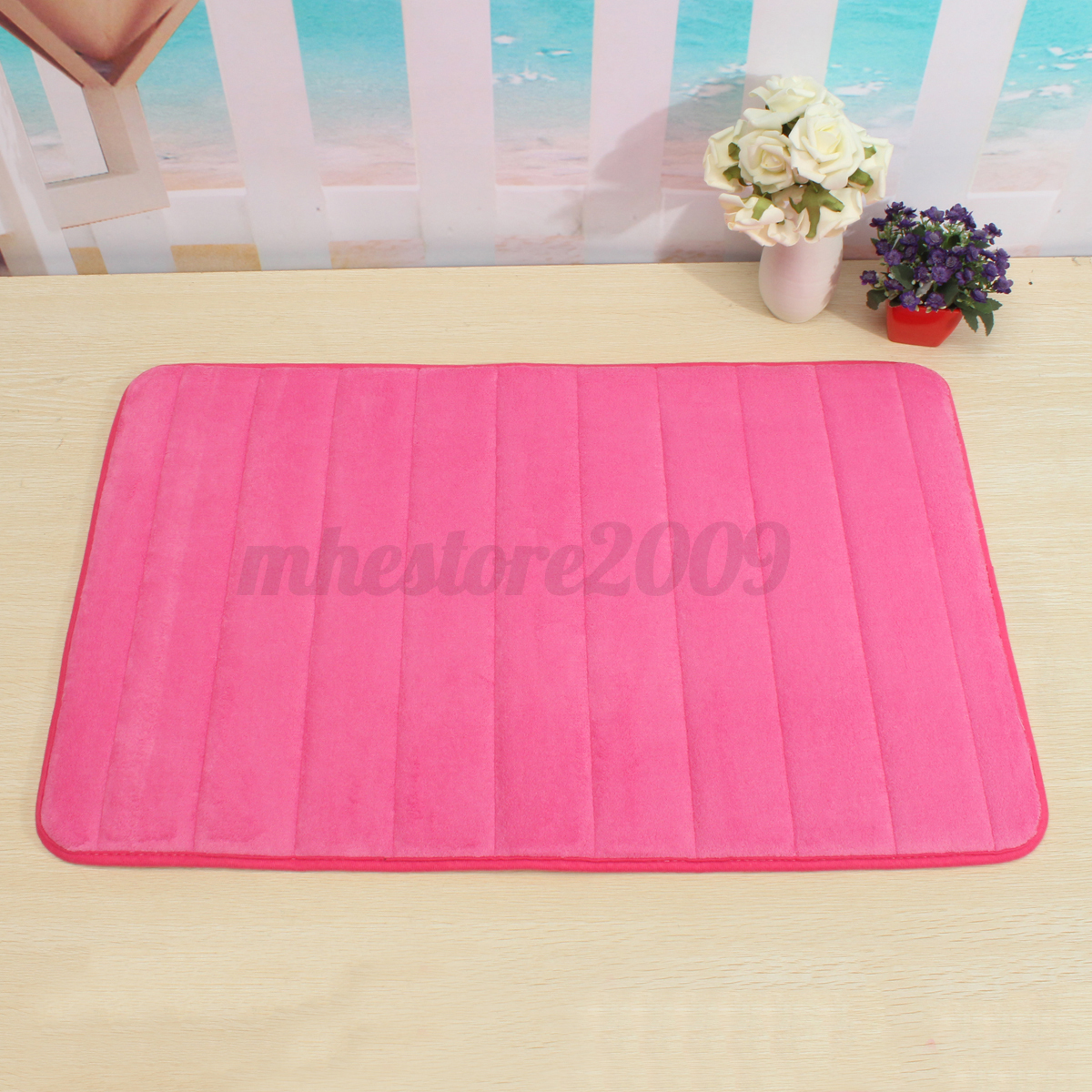 non slip bathroom floor memory foam non slip bathroom bath mat bedroom shower 19749 | 5CD7D697563747908D089ACDCFCF93D69DCB4BC716CC9D439BD246AC93C633D243339C996ED29366C783D263C6CA1623CFC653CA039EAB539DF5CD13