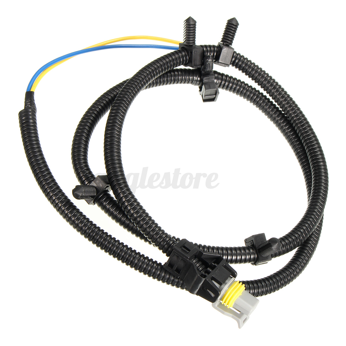 2x abs wheel speed sensor wire harness plug pigtail for buick chevy gm 10340314 ebay. Black Bedroom Furniture Sets. Home Design Ideas