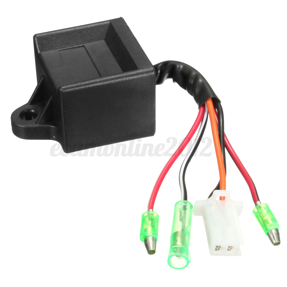 50 90 100 110cc Atv 2 Stroke Race Ignition Cdi Box For